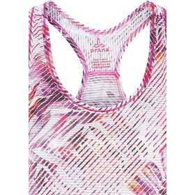 Prana Breezie Top sin Mangas Mujer, cosmo pink paradise